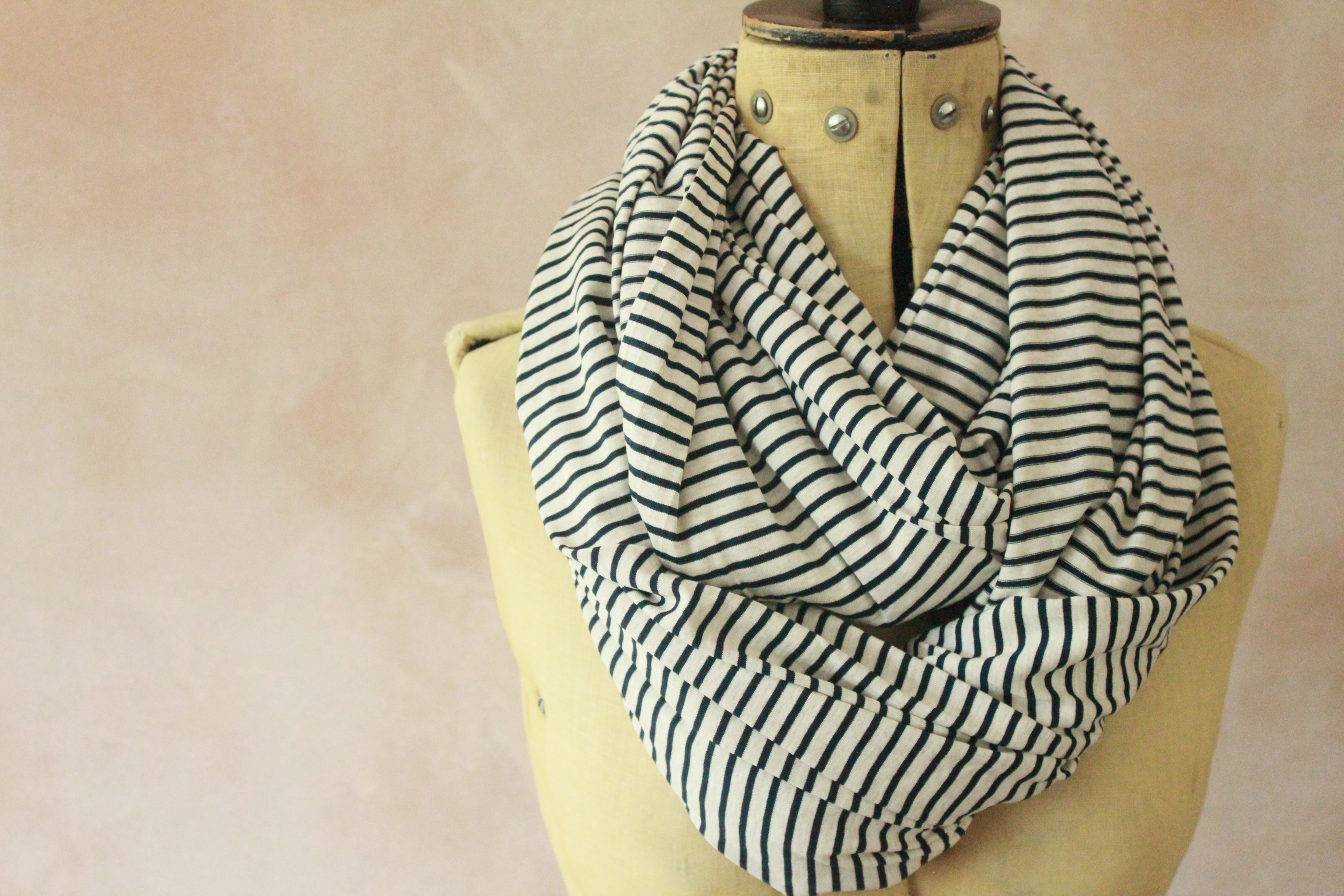 Infinity Scarf - Snood, Eternity Scarf, Circle Scarf, Jersey Scarf ...